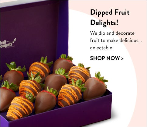 Dipped Fruit Delight