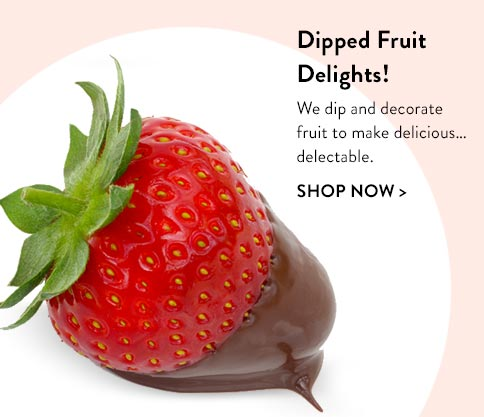 Dipped Fruit Delights