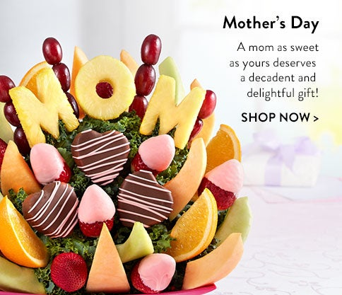 Mother's Day Fruit Arrangements