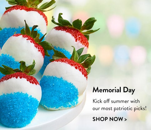 Memorial Day Fruit Arrangement